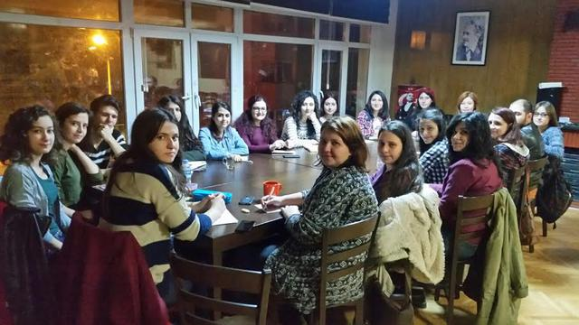 TGB Ankara Kadın Çalışma Komisyonu Kuruldu