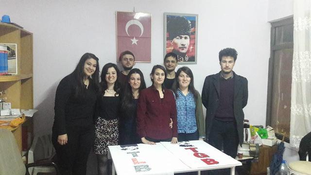TGB Kırıkkale Kadın Komisyonu Kuruldu!