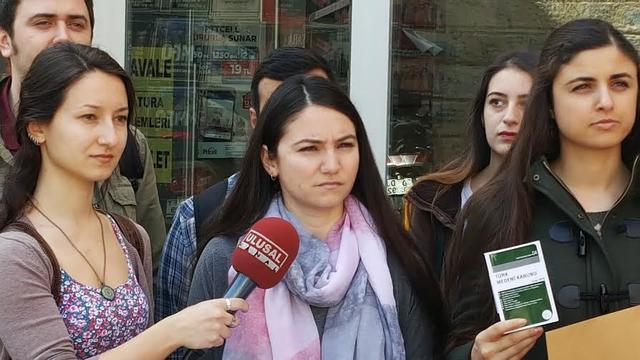 TGB, AKP'li Başkan Vekiline Medeni Kanun Gönderdi