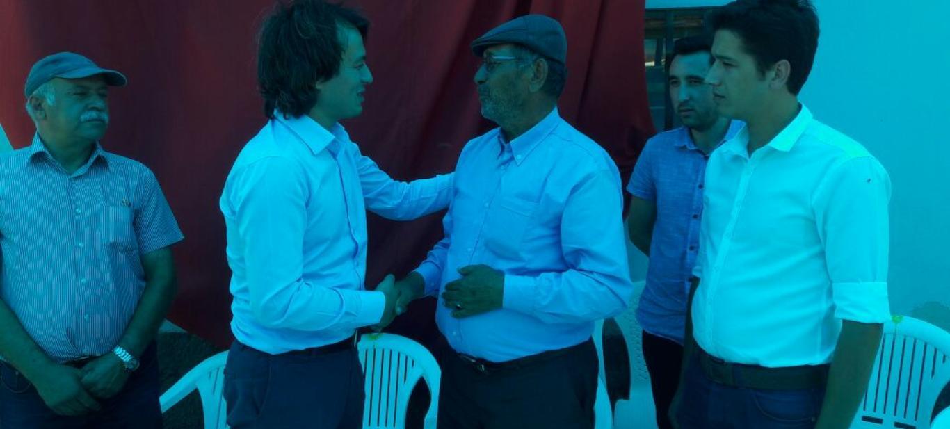 TGB, Şehit Ömer Halisdemir'in Baba Ocağını Ziyaret Etti