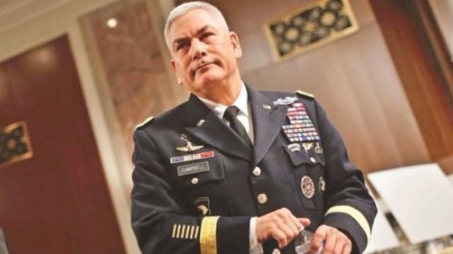 Darbe Girişimini ABD'li Komutan Yönetmiş