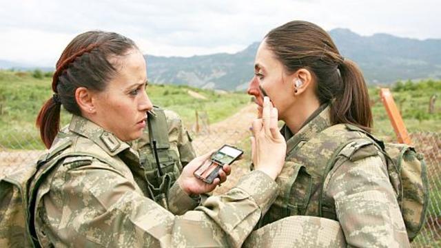 FETÖ'cü Alçaklardan Kadın Askerlere İşkence