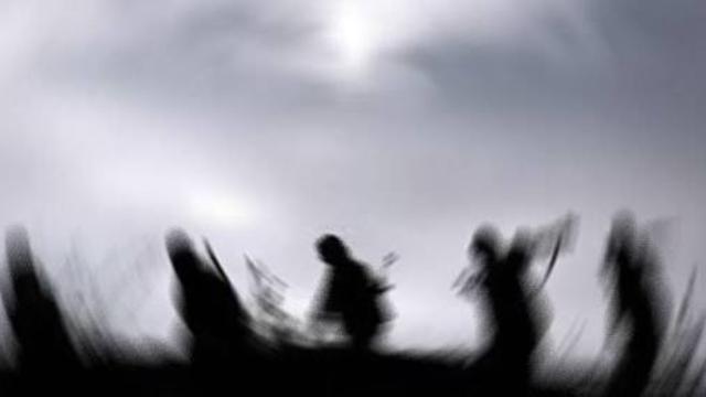 PKK O Köyü Hedef Aldı