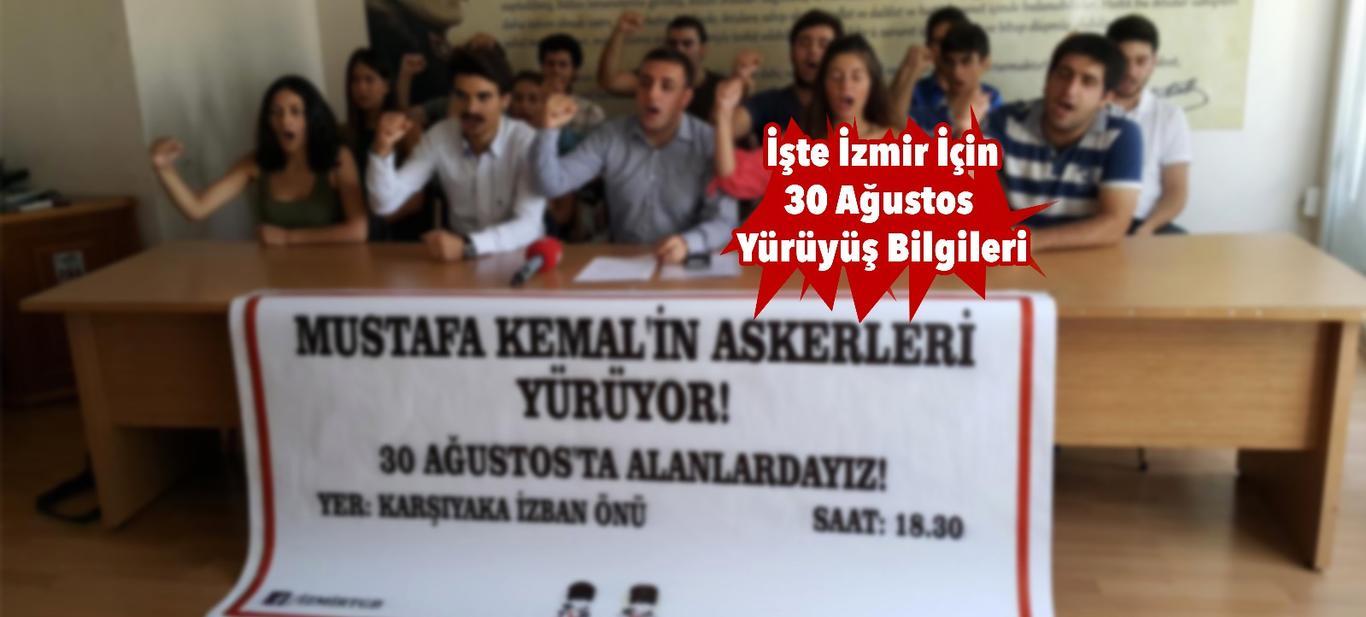 Mustafa Kemal'in Askerleri Yürüyor!