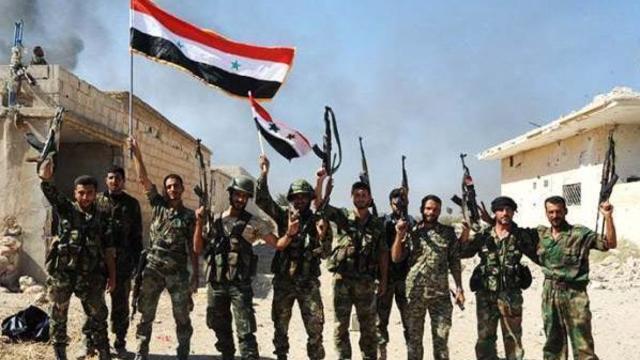 Cerablus ve Deraya'da Terör Eziliyor!