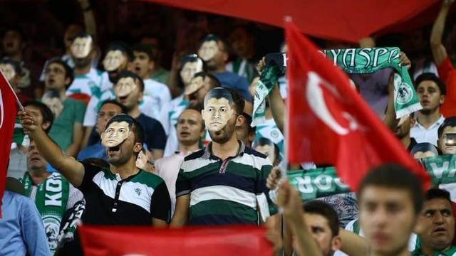 Konya'da 42 bin Ömer Halisdemir!