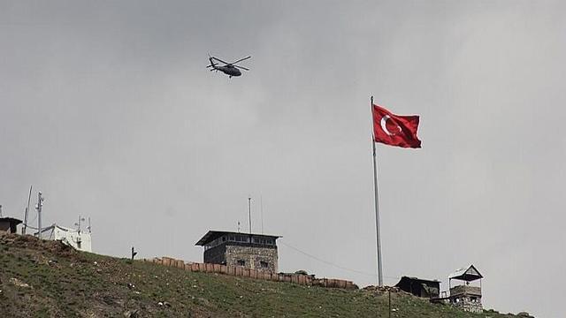 Şemdinli'deki Çatışmada 9 Terörist Öldürüldü!