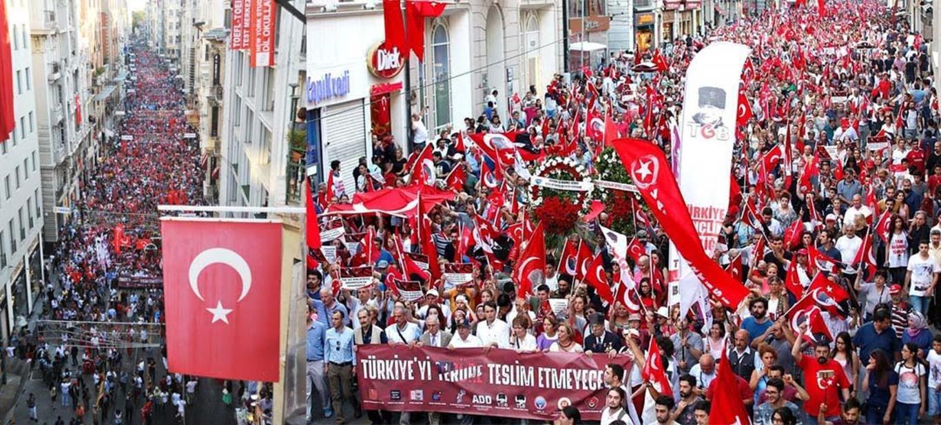 Türk Milleti Yeni Zafer Yolunda!