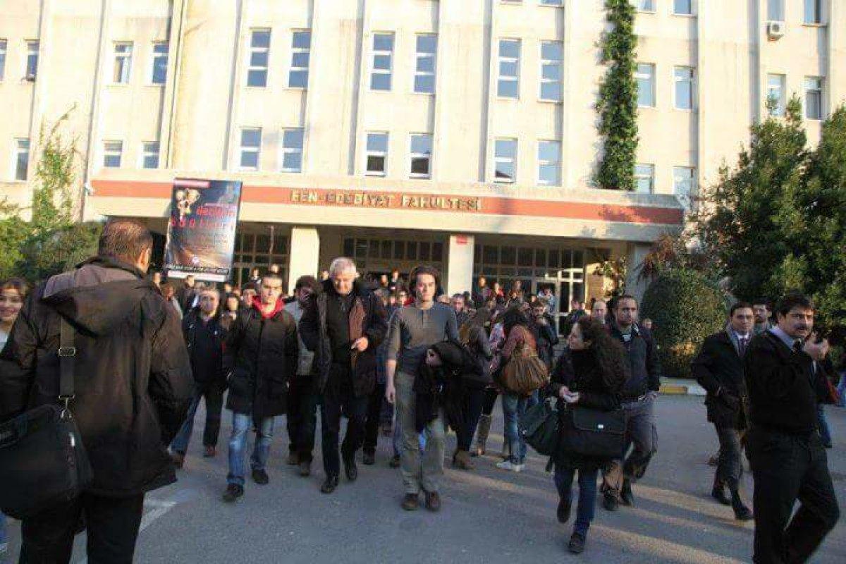 Marmara Üniversitesi ADK Söyleşi