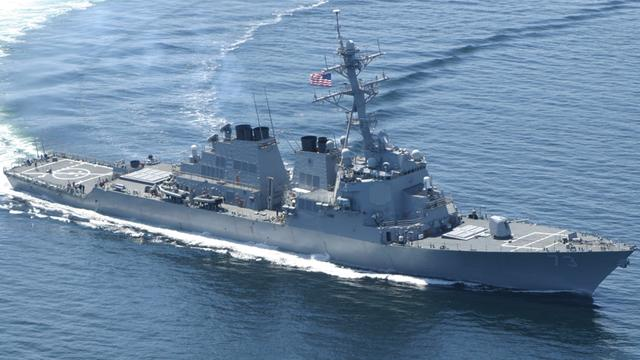 Çin'den ABD Savaş Gemilerine Tepki