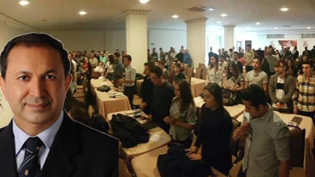 Em.Tüma. Soner Polat Muğla Sıtkı Koçman Üniversitesi Öğrencileri İle Buluştu