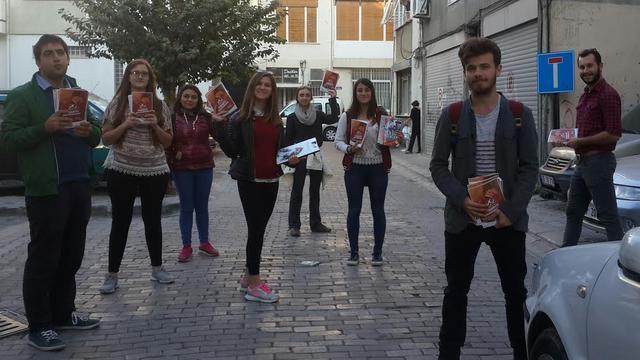 İzmir'de Yer Gök 29 Ekim!