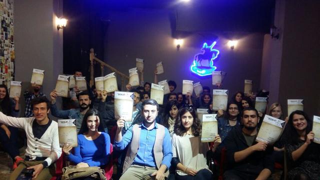 Erciyes Üniversitesi Düşünce Ve Tartışma Kulübü Tarık Akan'ı Andı