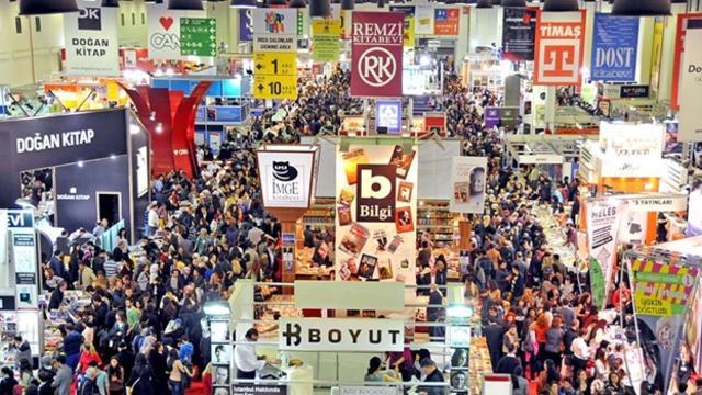 İstanbul Tüyap Kitap Fuarı 12 Kasım'da Başlıyor