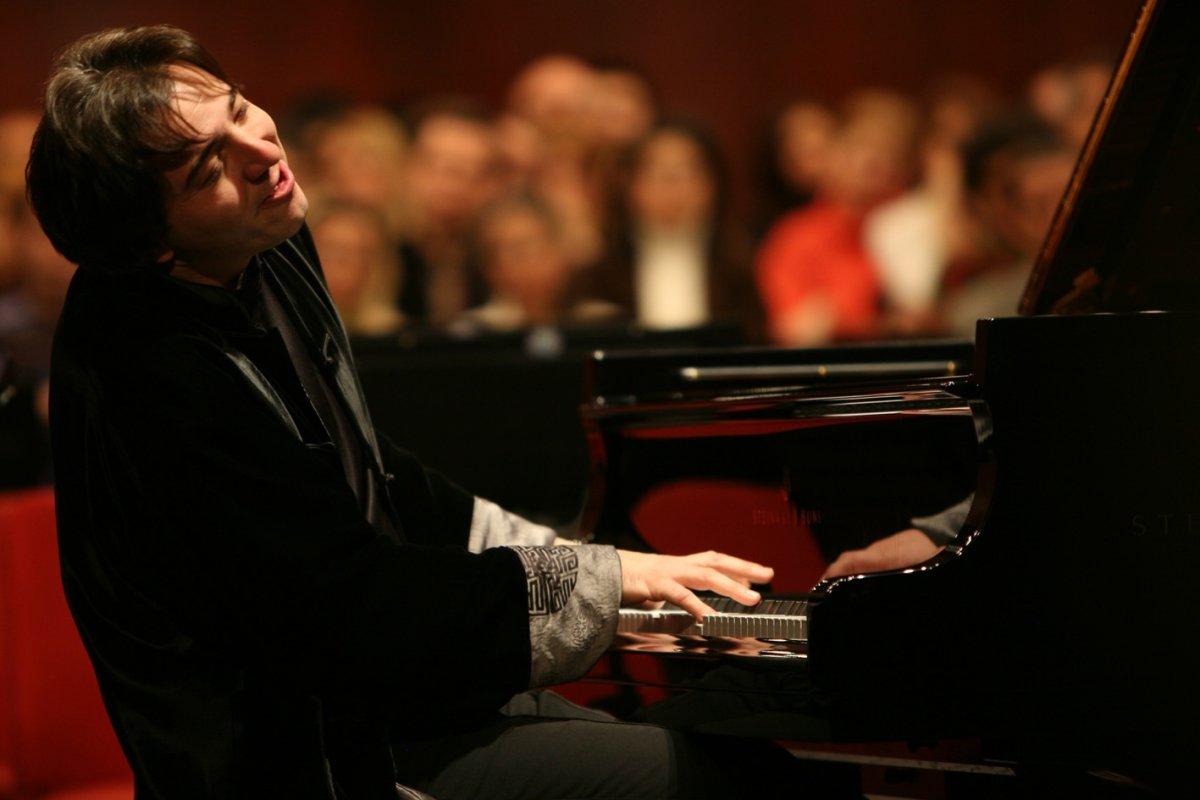 Beethoven Academy Ödülü, Fazıl Say'ın !