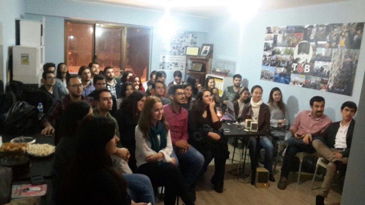 """TGB İstanbul Kadın Komisyonu """"Asiye Nasıl Kurtulur?"""" Filmini İzledi"""