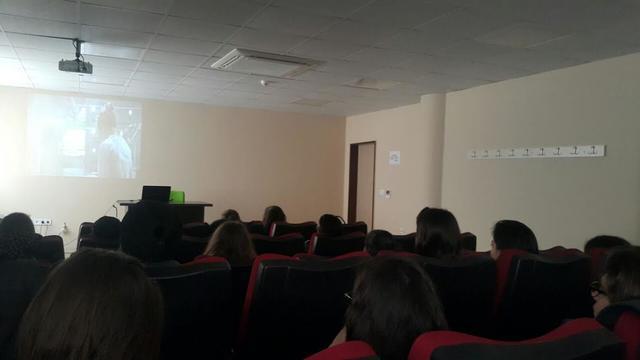 """Kâtip Çelebi Üniversitesi Atatürkçü Düşünce Topluluğu """"Diren!"""" Filmini İzledi"""