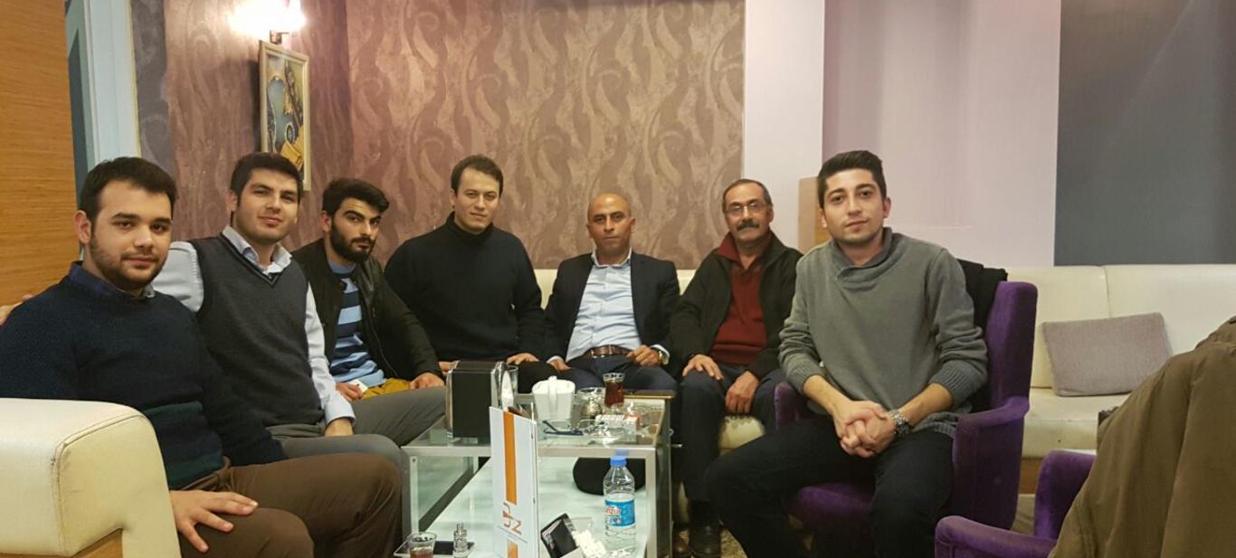 TGB Heyeti Diyarbakır'da Şehit Aileleri ve Gaziler Derneği'ni Ziyaret Etti