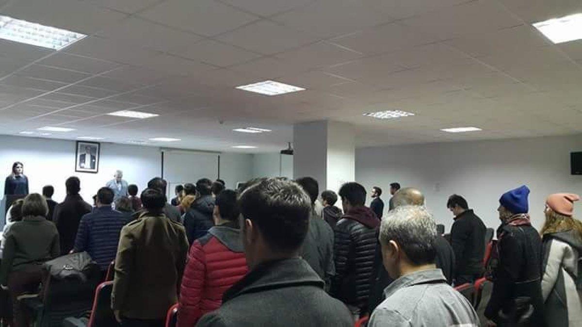 Yalova Üniversitesi Atatürkçü Fikir Kulübü, Yıldırım Koç İle Bir Araya Geldi