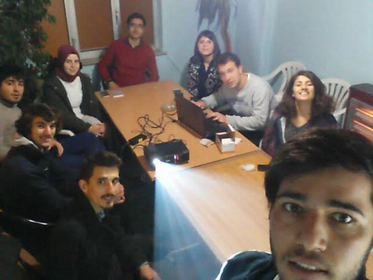 TGB Kırklareli yönetimi yeni dönem için bir araya geldi