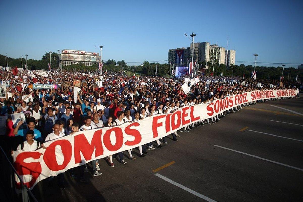 'Küba tek bir ilkesinden bile vazgeçmeyecek'