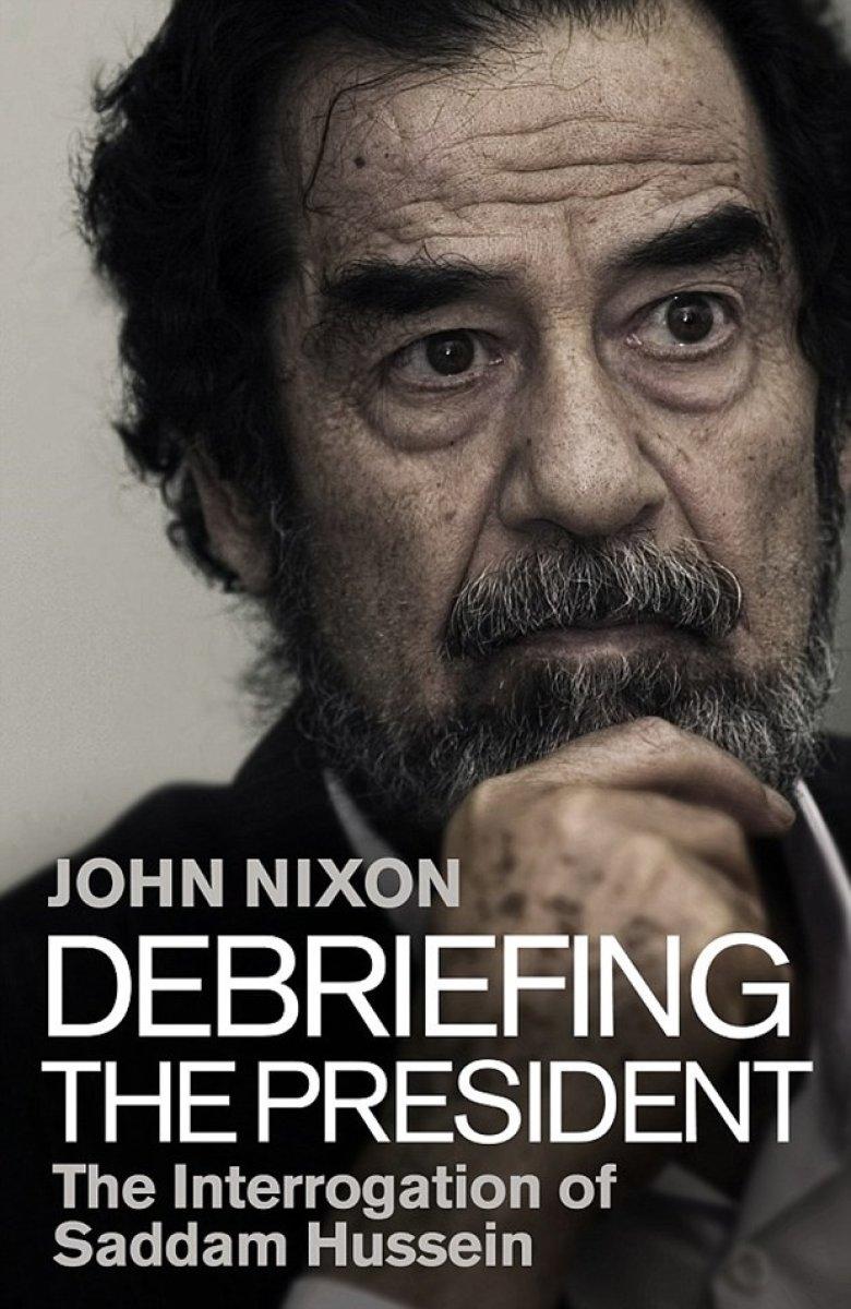 John Nixon'ın yazdığı kitabın kapağı