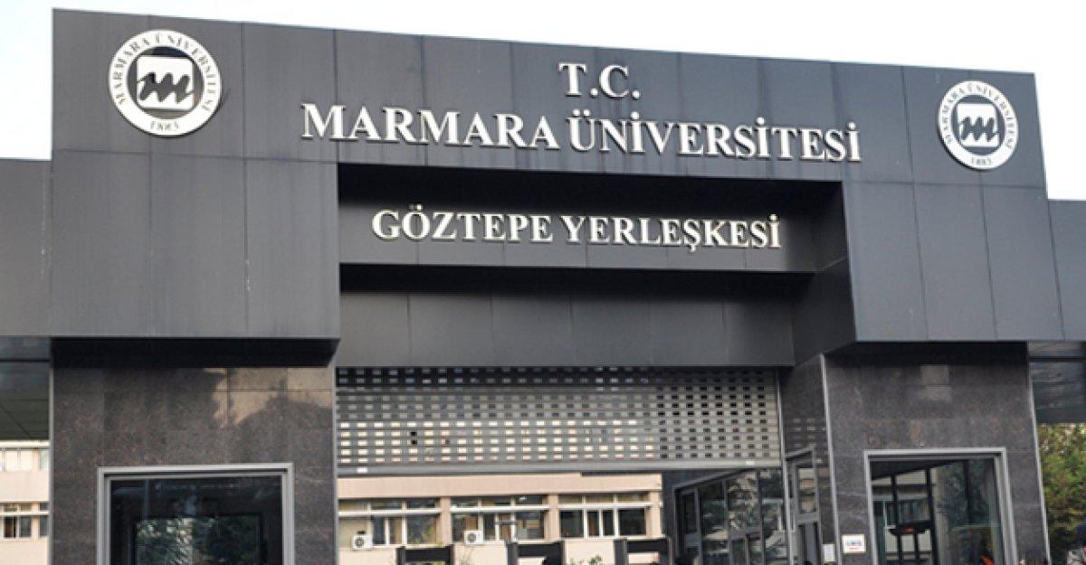 Marmara Üniversitesi spor salonu ve kütüphaneye şehitlerimizin ismini verdi