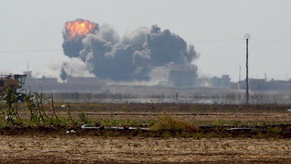 Fırat Kalkanı'nda 11 terörist etkisiz hale getirildi!