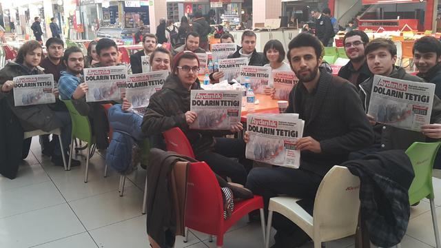 TGB Selçuk Üniversitesi Birim Örgütü Yeni Anayasa Tasarısını değerlendirdi