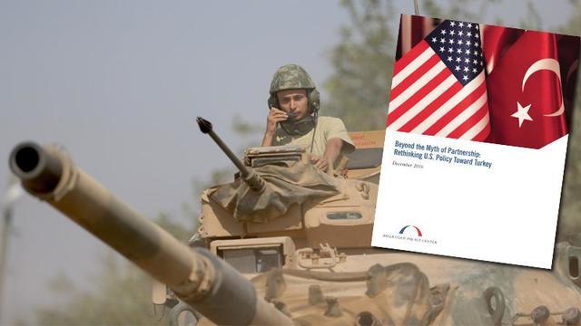 Türk-Amerikan Savaşı ABD Raporlarında