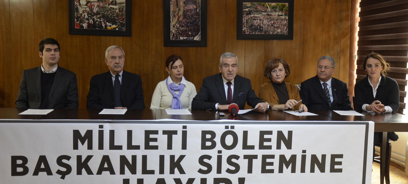 Milli Anayasa Hareketi: Başkanlık Sistemine
