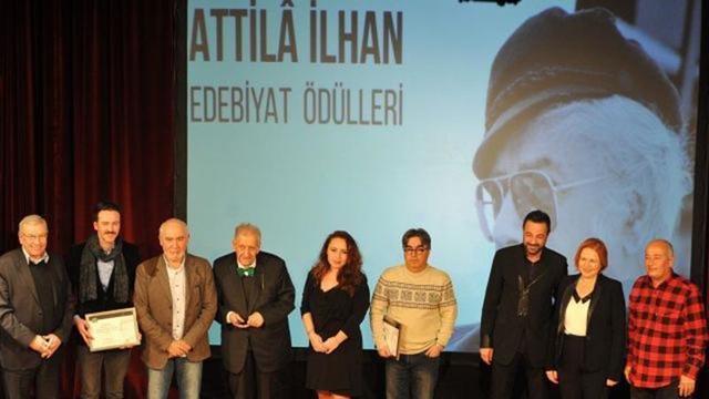 Attilâ İlhan Edebiyat Ödülleri sahiplerini buldu