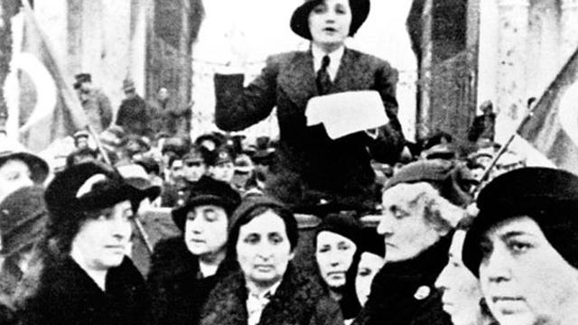 Türk kadının varoluşu: Türk Medeni Kanunu