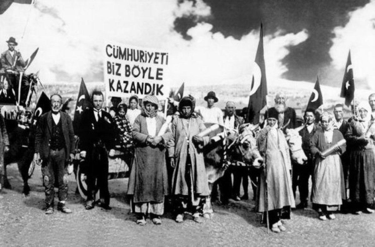 Anadolu'dan Doğan Güneş: Türk Kadını