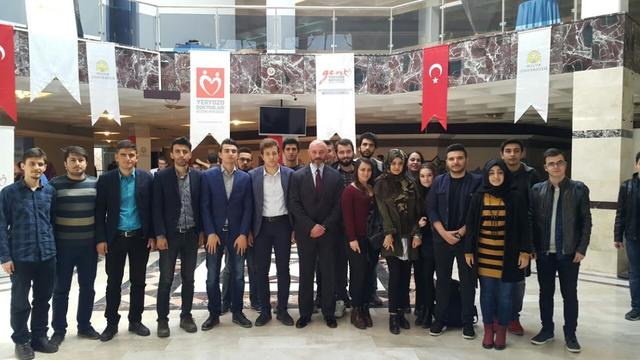 Selçuk Üniversitesi ADT'den terörle mücadele paneli