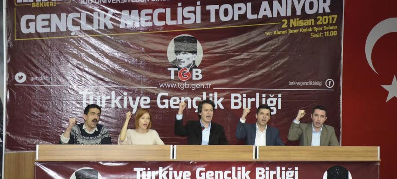 Gençlik Meclisi Ankara'da Toplanıyor!