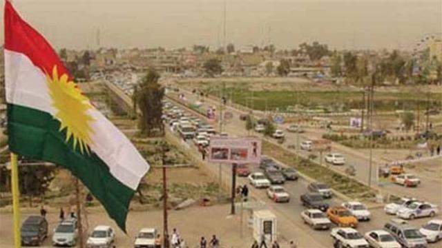 """Kerkük'e """"Kürdistan"""" bayrağı kabul edilemez"""