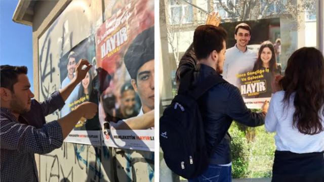 İzmir Kampüsleri HAYIR İçin Ayakta!