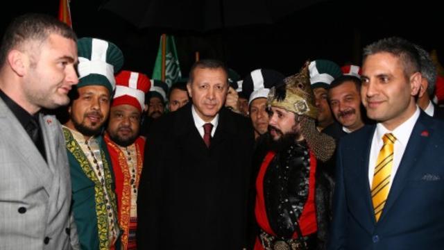Erdoğan'dan Osmanlı Ocakları'ndan uzak durun talimatı