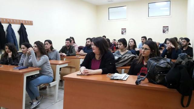 Yeni Yüzyıl Üniversitesi ADK, Gençlik Meclisi için kolları sıvadı!