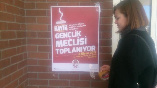 TGB Hacettepe Gençlik Meclisi'ne hazırlanıyor!