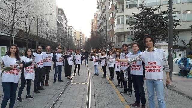 TGB Eskişehir 2 Nisan Çalışmalarına Hız Kesmeden Devam Ediyor!