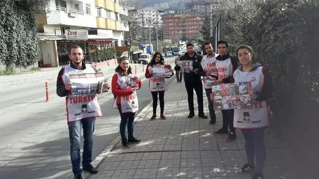 Zonguldaklılar 2 Nisan'da Ankara'ya!