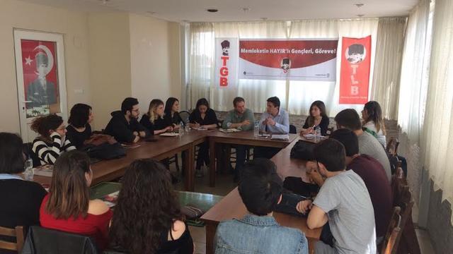 TGB Balıkesir, gençlik meclisine hazırlanıyor