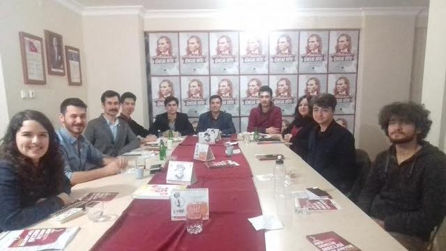TGB Bursa,Gençlik Meclisi'ni ilmek ilmek örmeye hazır!