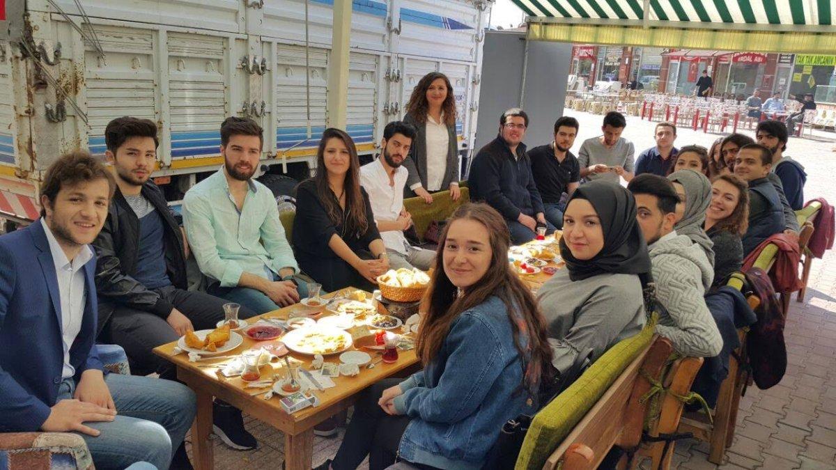 Selçuk Üniversitesi ADT 2 Nisan'da Gençlik Meclisinde