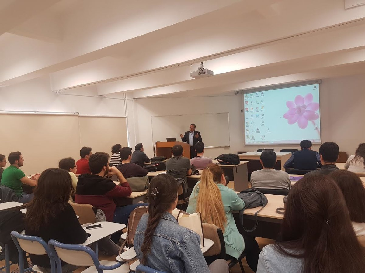 Bilkent Üniversitesi Hayırlı Konvoy'u ağırladı