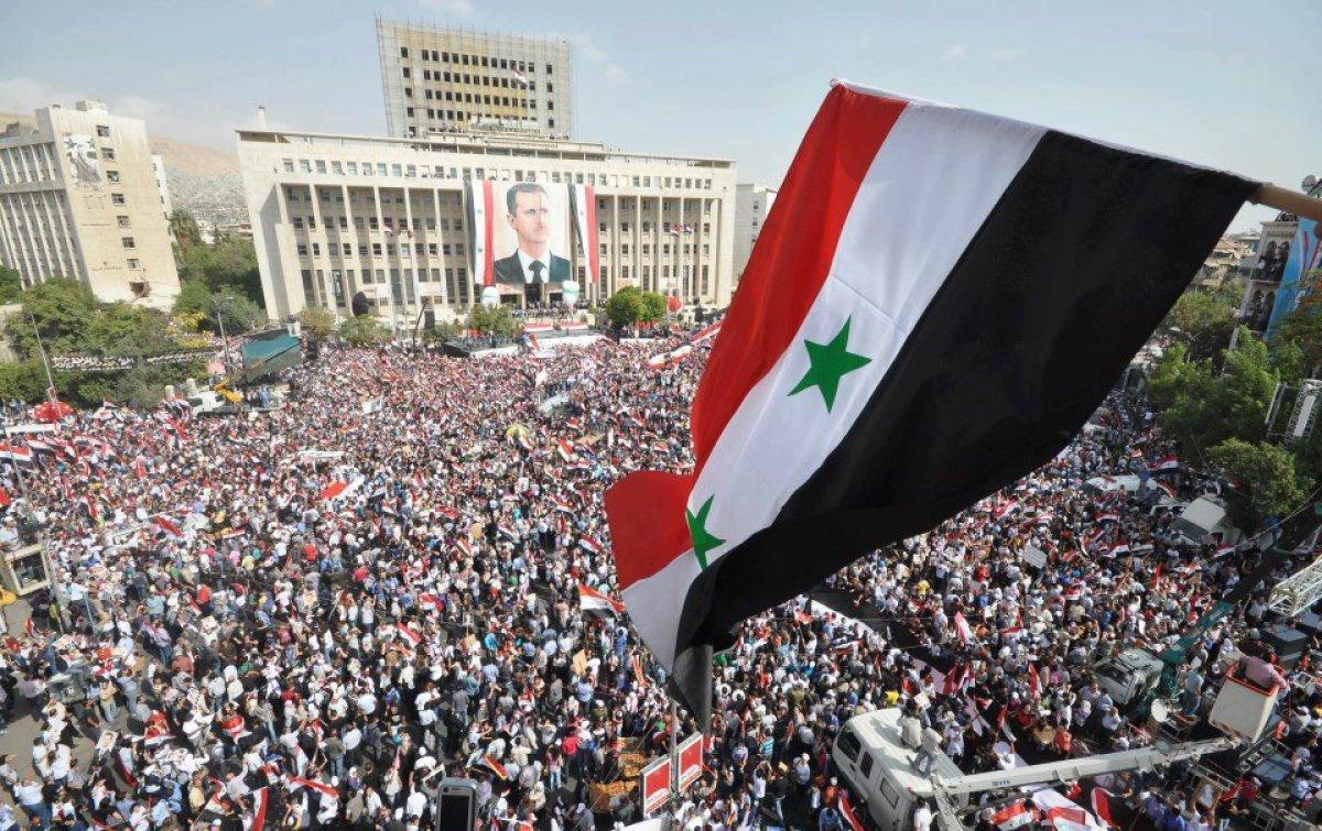 Suriye'de tek yol, tek çözüm