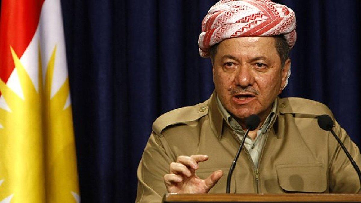 """Barzani: """"Evet çıkarsa PKK ile barış sağlanır"""""""