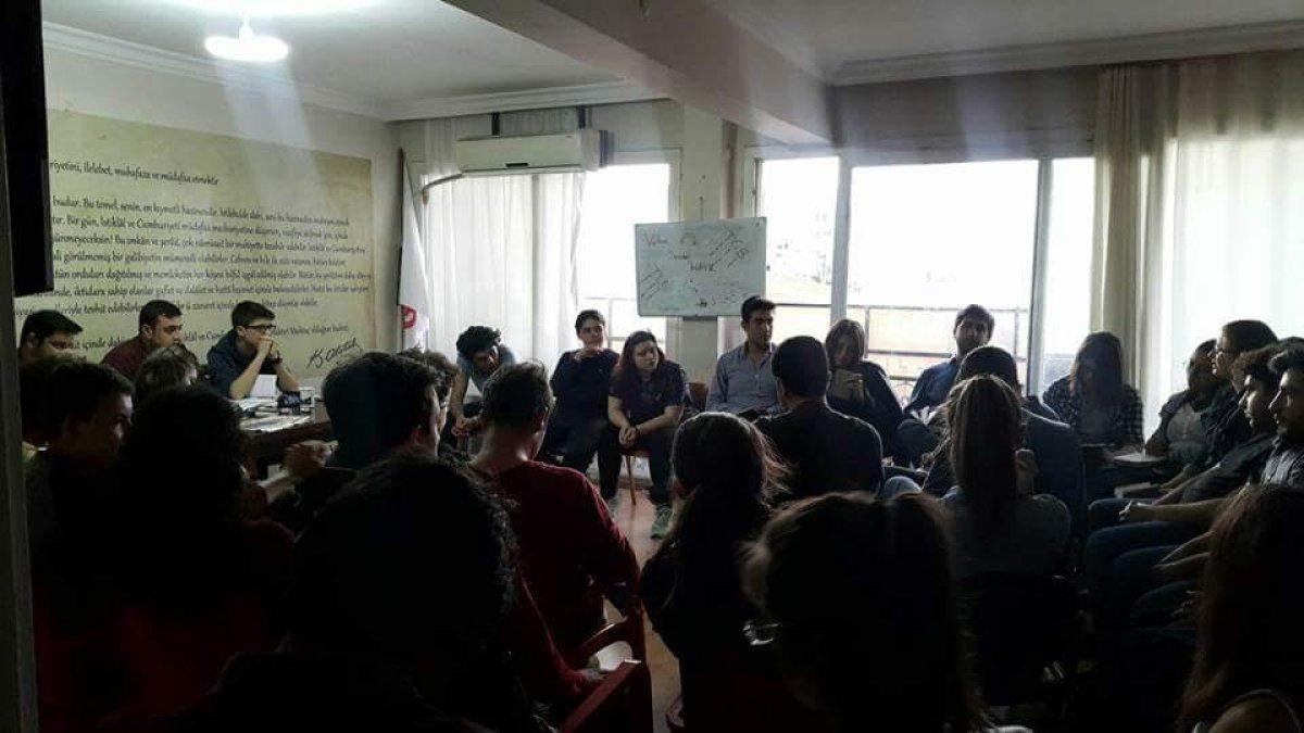 TGB İzmir Halk Oylamasını Değerlendirdi